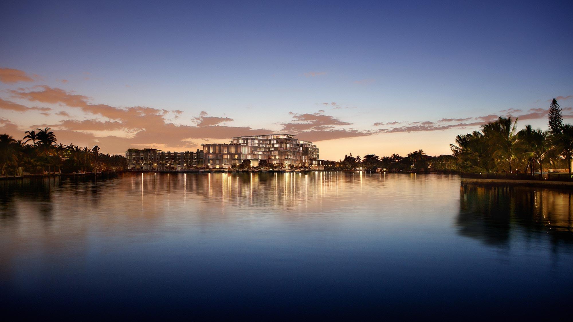 Miami luxury condos at The Ritz-Carlton Residences, Miami Beach