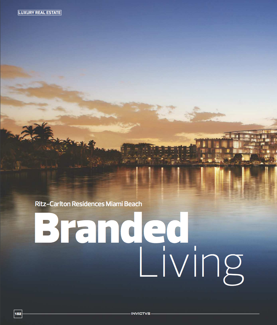 The Ritz-Carlton Residences, Miami Beach Condos in Invictus