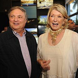 Jeffrey Loria, Martha Stewart
