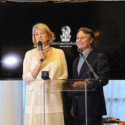 Martha Stewart & Jason Binn