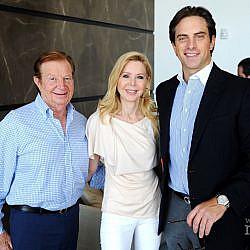 Robert Weiner, Marilyn Weiner, & David Metalonis