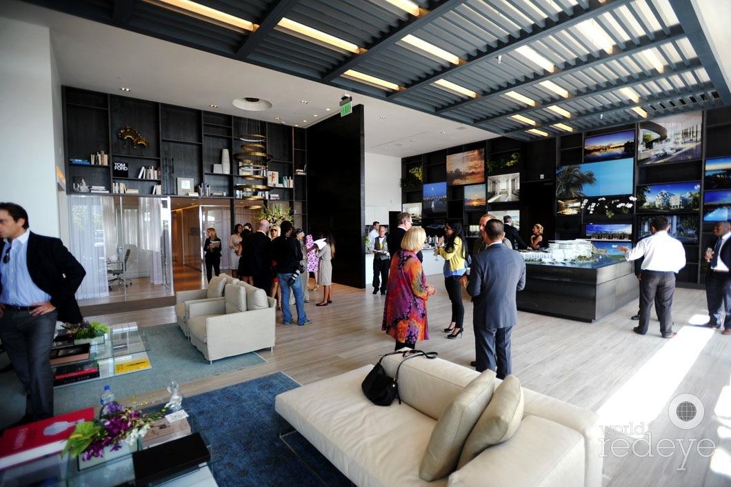 The Ritz-Carlton Residences Miami Beach Sales Gallery