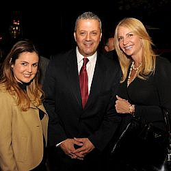 Silvia Lopez, George Matto, & Rosemarie Friedman