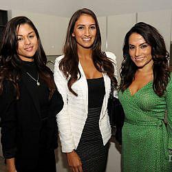 Alexis Vrba, Kaila Mardoyan, & Gina Canoniga