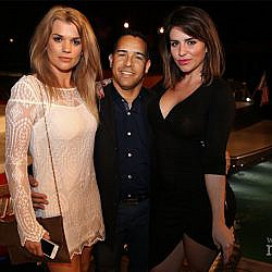 Bina Despain, Tony Sepulveda, & Lizelle Rodriguez