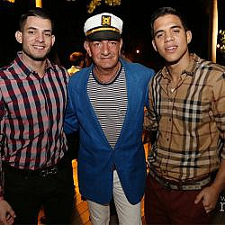 Edgar Varas, Hector Martinez, & Alex Salcedo