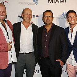 Anko Mast, Ricardo Dunin, Ophir Sternberg, & Nicholas Cardoza