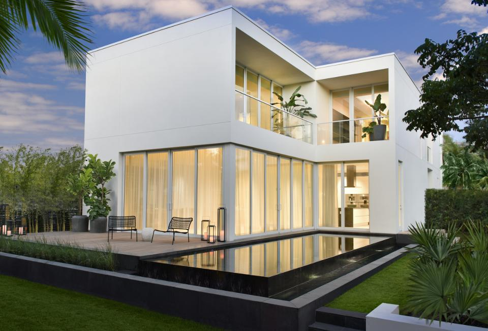 The Ritz-Carlton Residences Miami Beach Villa Lissoni