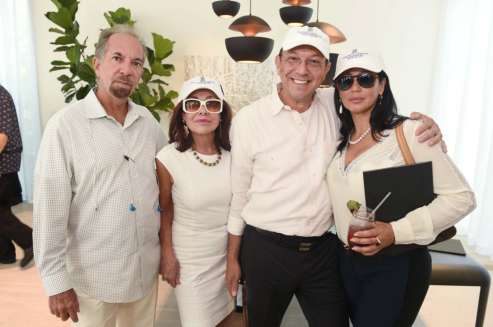 Astolfo Bolivar, Debora Perez, John Tur