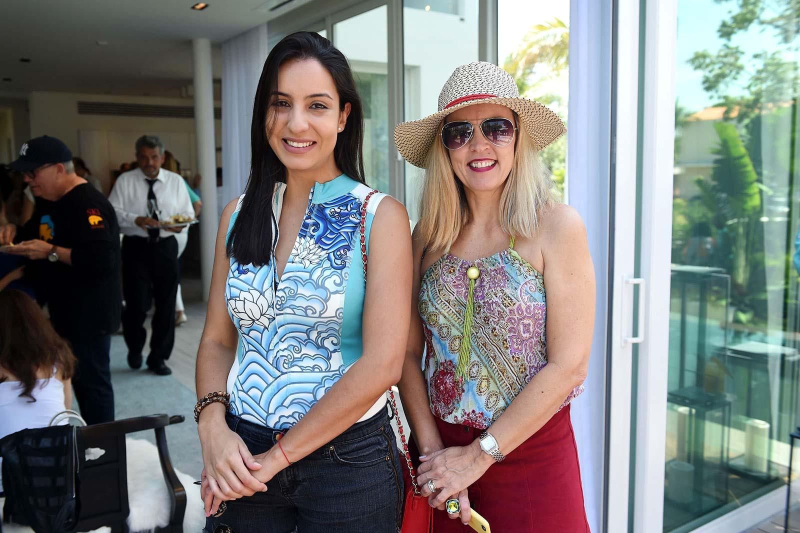 Mariana Braga, Marcia Santana
