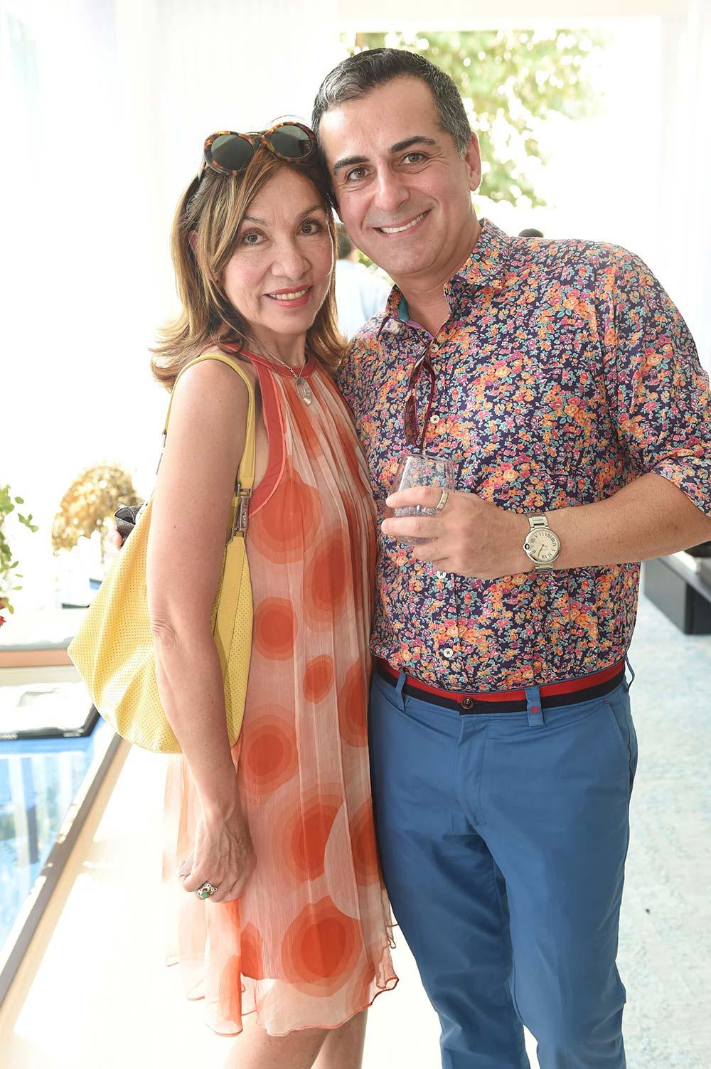Patricia Herrera, Joao Moraes