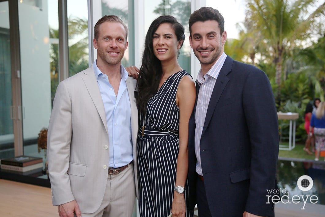 Darin Tansy, Jessica Bostwick, Matthew Dugow