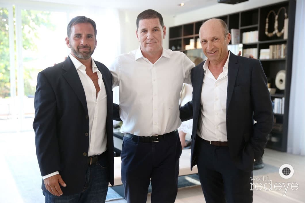 Guilherme Kuchkarian, Antonio Filpo, Ricardo Dunin