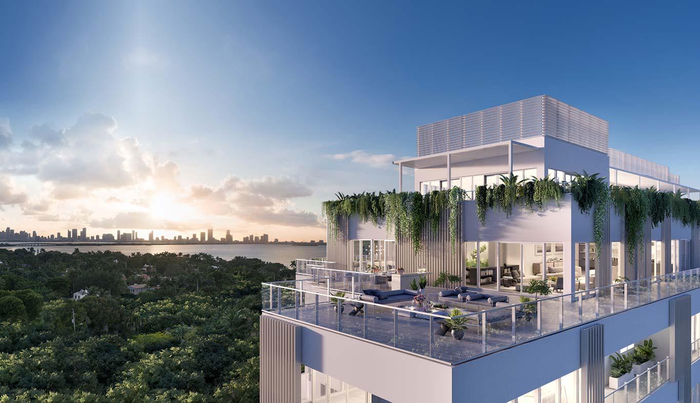 The Ritz-Carlton Residences Miami Beach Penthouse 5