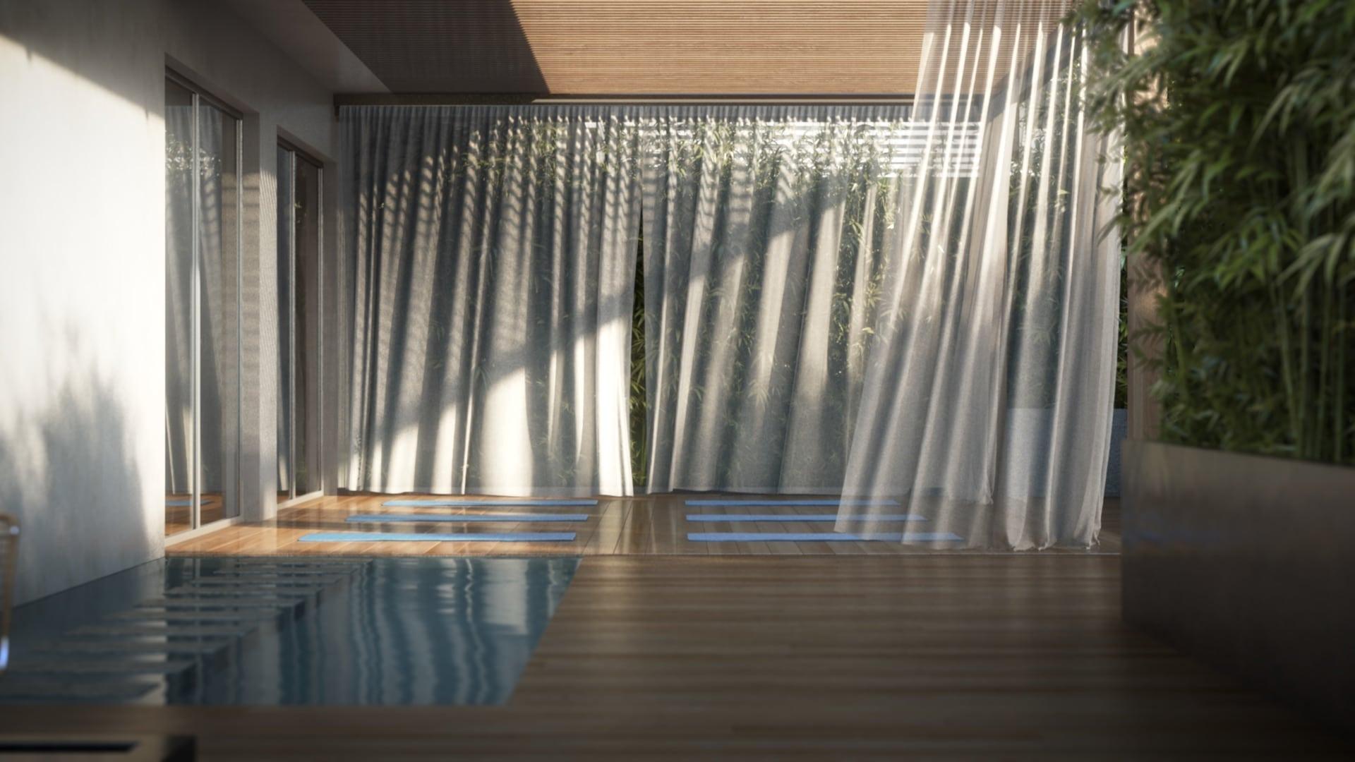 The Ritz-Carlton Residences Miami Beach Yoga Studio