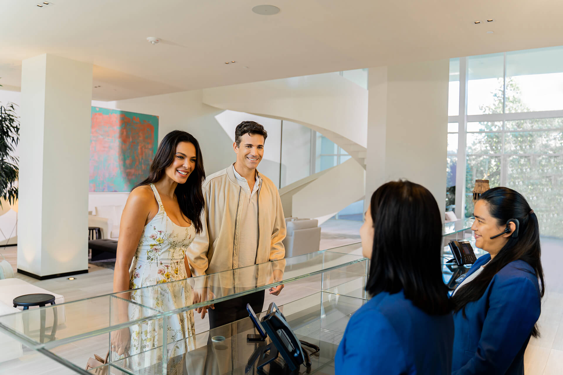 Ritz Carlton Residences Miami Beach Concierge Service